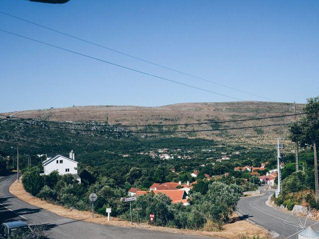 O casamento de Gonçalo e Cátia em Alvados, Porto de Mós 16