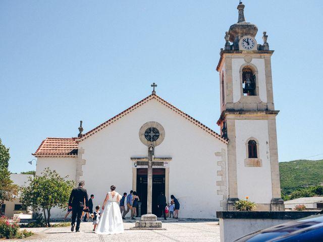 O casamento de Gonçalo e Cátia em Alvados, Porto de Mós 34
