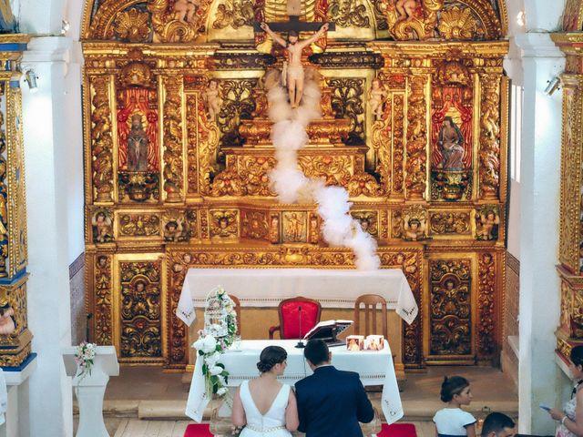 O casamento de Gonçalo e Cátia em Alvados, Porto de Mós 38