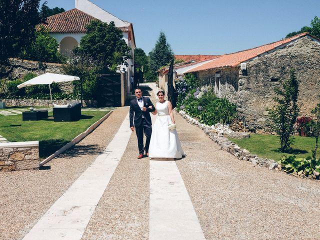 O casamento de Gonçalo e Cátia em Alvados, Porto de Mós 50