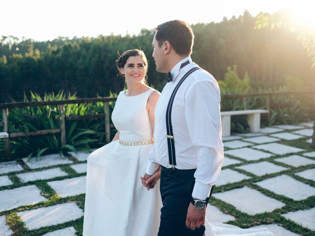 O casamento de Gonçalo e Cátia em Alvados, Porto de Mós 58