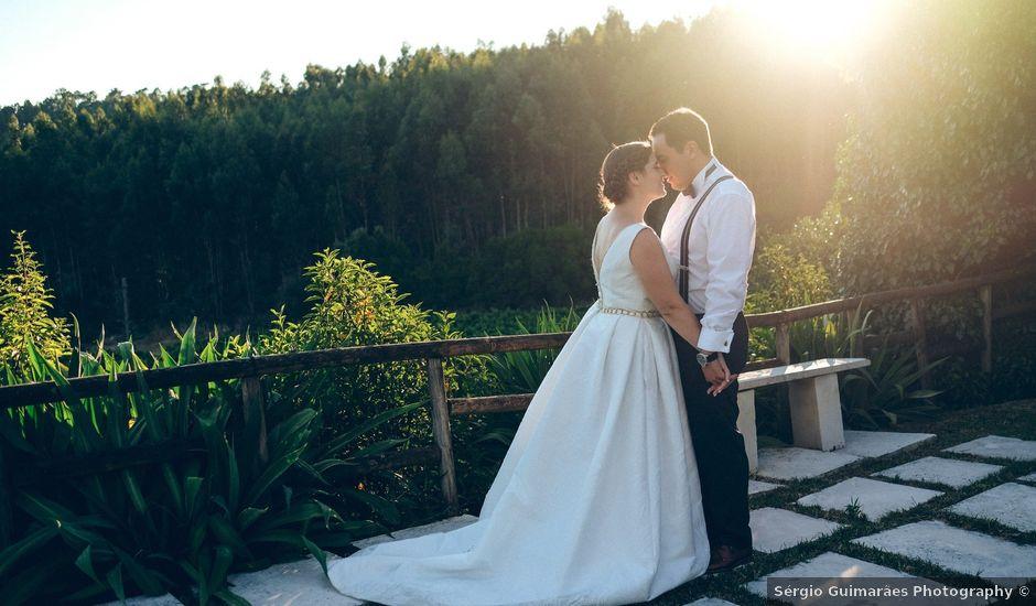 O casamento de Gonçalo e Cátia em Alvados, Porto de Mós