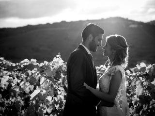 O casamento de Cátia e Daniel