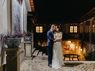 O casamento de Cátia e Fábio