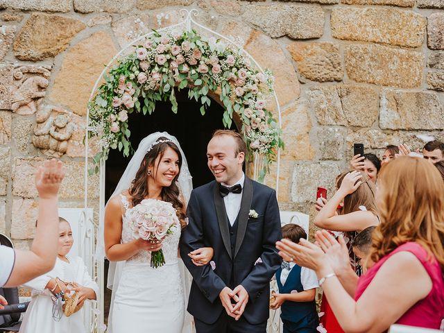 O casamento de Tânia e Remi