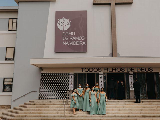 O casamento de Fábio e Cátia em Santa Maria da Feira, Santa Maria da Feira 14