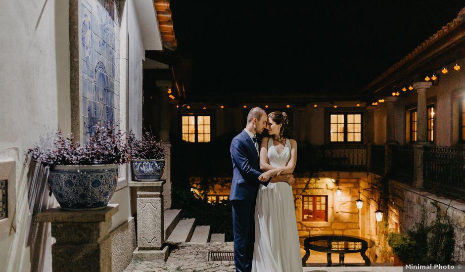 O casamento de Fábio e Cátia em Santa Maria da Feira, Santa Maria da Feira