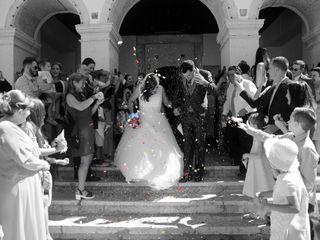 O casamento de Carina e Vitor