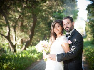O casamento de Irene e Marco