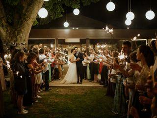 O casamento de Beatriz e Luís