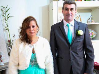 O casamento de Helena e António 1