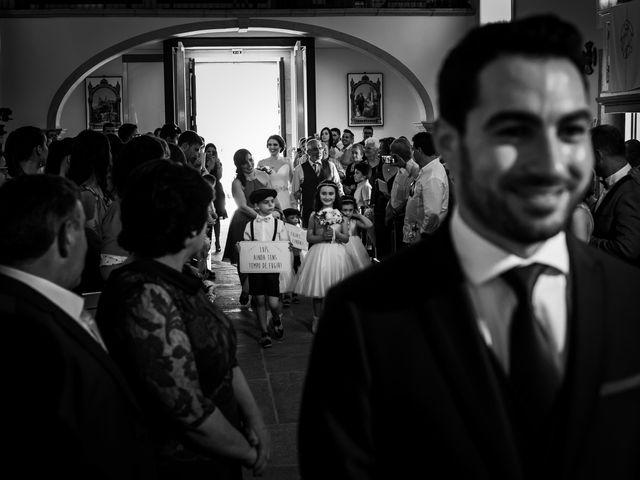 O casamento de Luís e Beatriz em Fajões, Oliveira de Azeméis 13