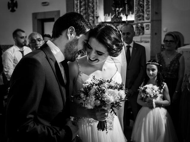 O casamento de Luís e Beatriz em Fajões, Oliveira de Azeméis 14