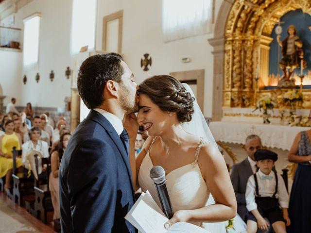 O casamento de Luís e Beatriz em Fajões, Oliveira de Azeméis 15