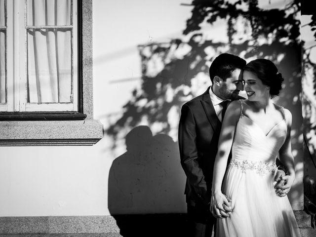O casamento de Luís e Beatriz em Fajões, Oliveira de Azeméis 26