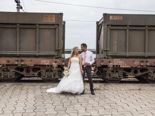 O casamento de Sandra e Toni