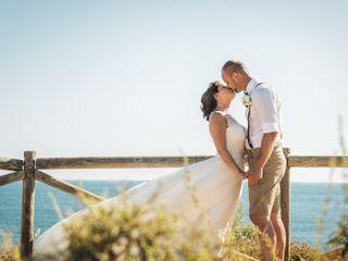 O casamento de Irina e Thomas