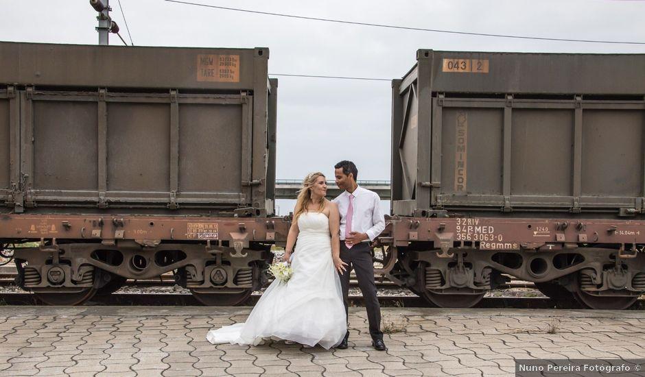 O casamento de Toni e Sandra em Setúbal, Setúbal (Concelho)