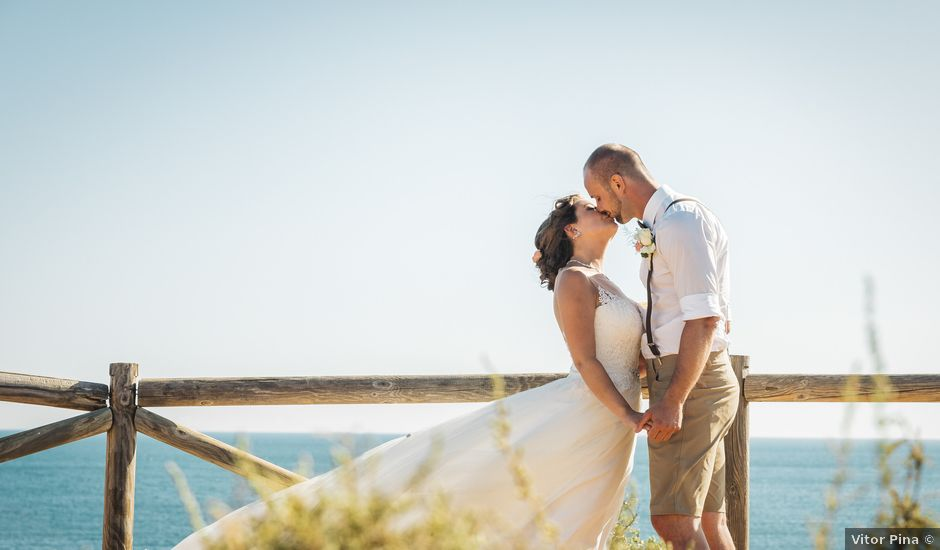 O casamento de Thomas e Irina em Portimão, Portimão