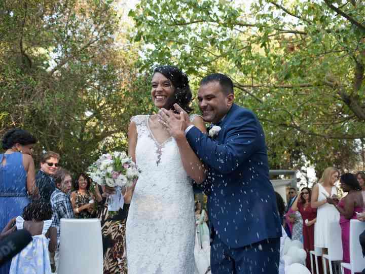 O casamento de Djalma e Carlos