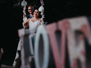 O casamento de Raquel e Hugo