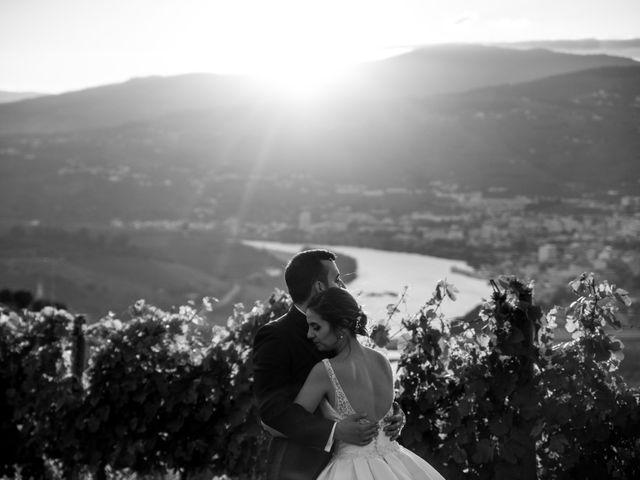 O casamento de João e Rafaela em Ervedosa do Douro, São João da Pesqueira 1