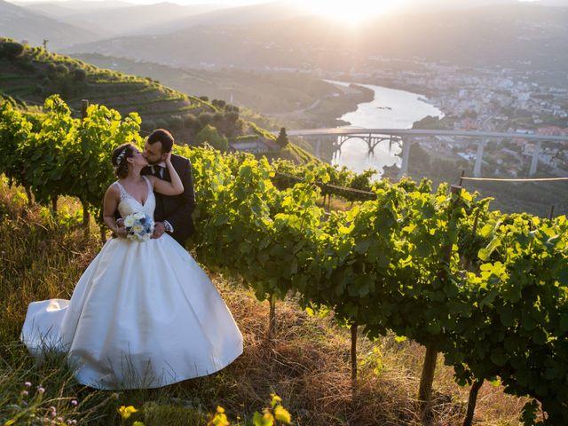 O casamento de João e Rafaela em Ervedosa do Douro, São João da Pesqueira 3