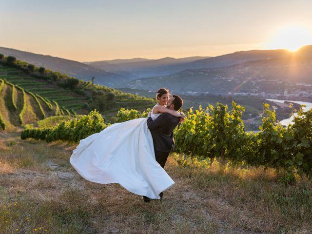 O casamento de João e Rafaela em Ervedosa do Douro, São João da Pesqueira 4