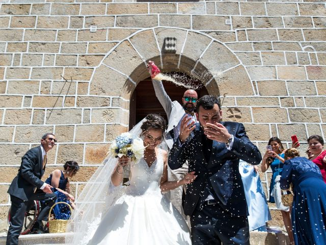 O casamento de João e Rafaela em Ervedosa do Douro, São João da Pesqueira 34