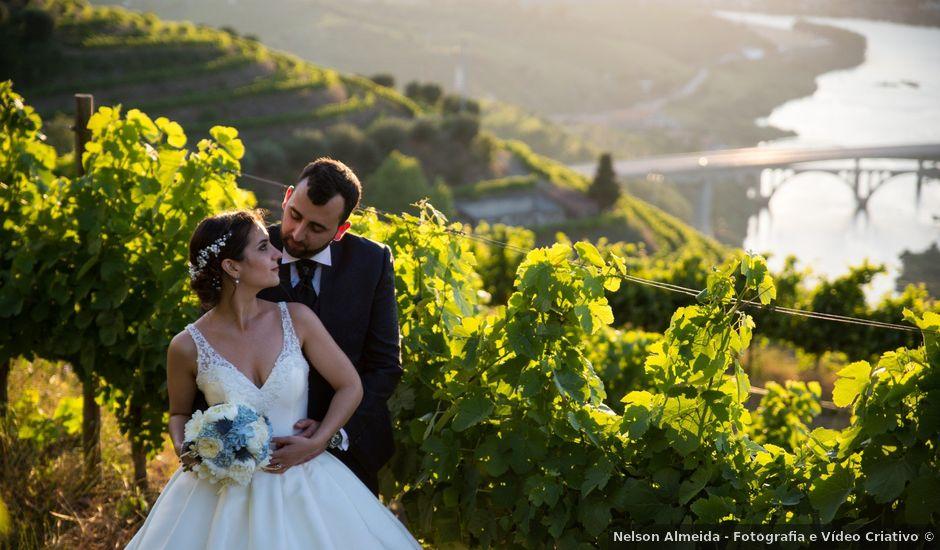 O casamento de João e Rafaela em Ervedosa do Douro, São João da Pesqueira
