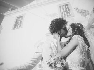 O casamento de Eva e Enrique