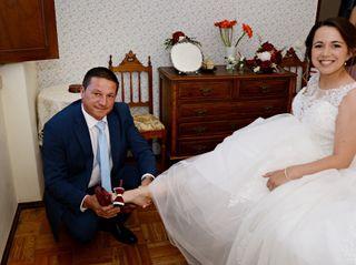 O casamento de Diana e Carlos 1