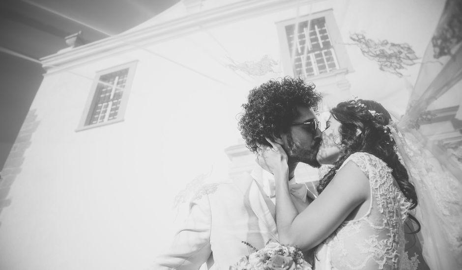 O casamento de Enrique e Eva em Faro, Faro (Concelho)