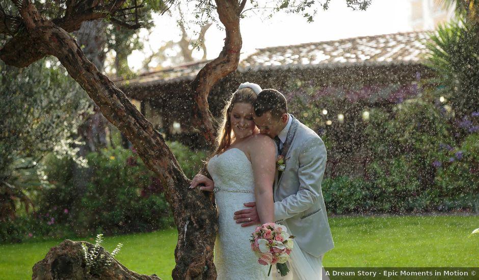 O casamento de Fábio e Ana em Caniço, Madeira