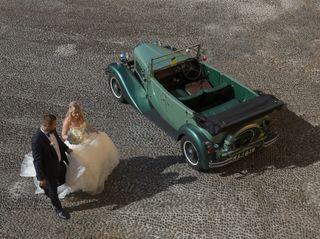 O casamento de Sophia e Danny