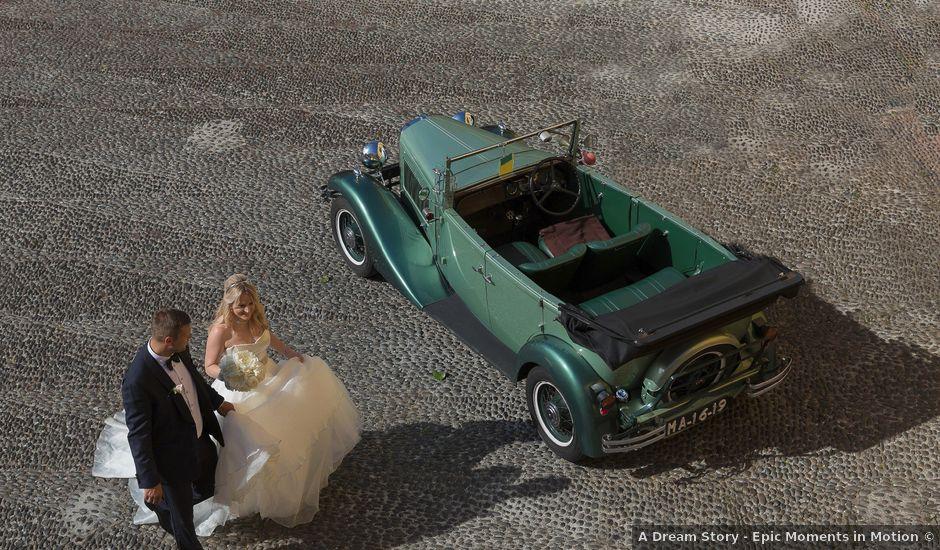 O casamento de Danny e Sophia em Funchal, Madeira
