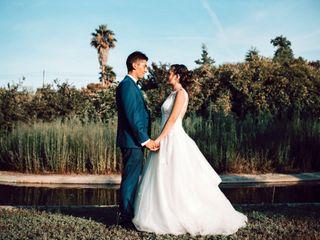 O casamento de Laura e David