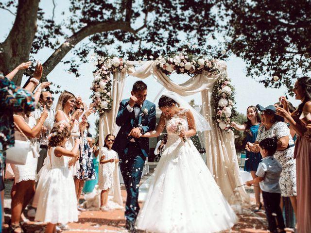 O casamento de David e Laura em Tentúgal, Montemor-o-Velho 1