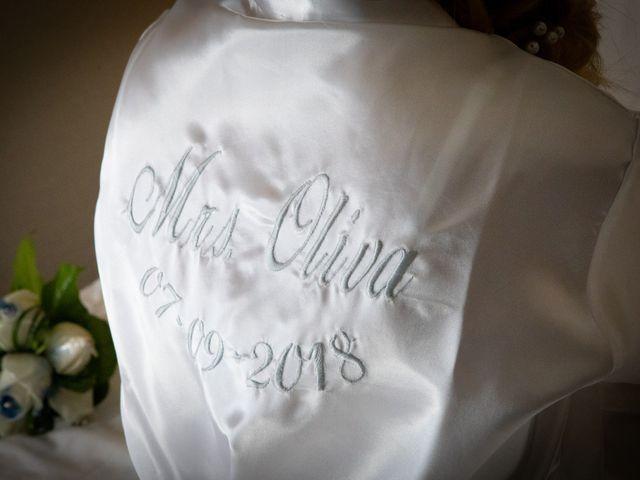 O casamento de Sergio e Daniela em Igreja, Esposende 10
