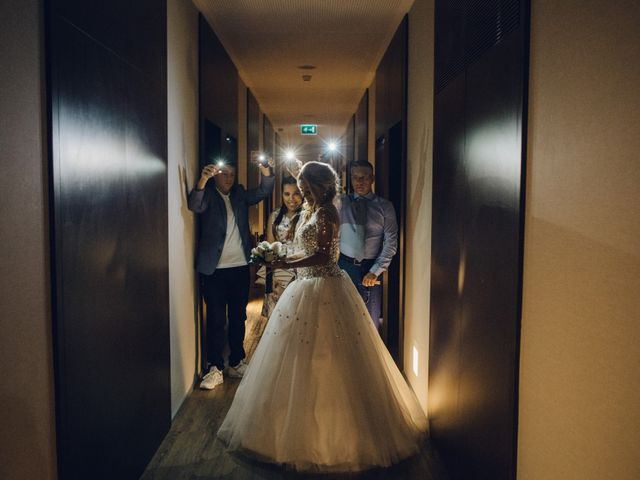 O casamento de Sergio e Daniela em Igreja, Esposende 15