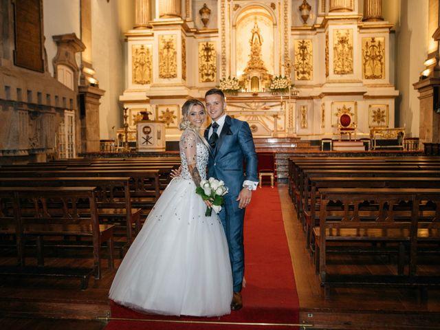 O casamento de Sergio e Daniela em Igreja, Esposende 16
