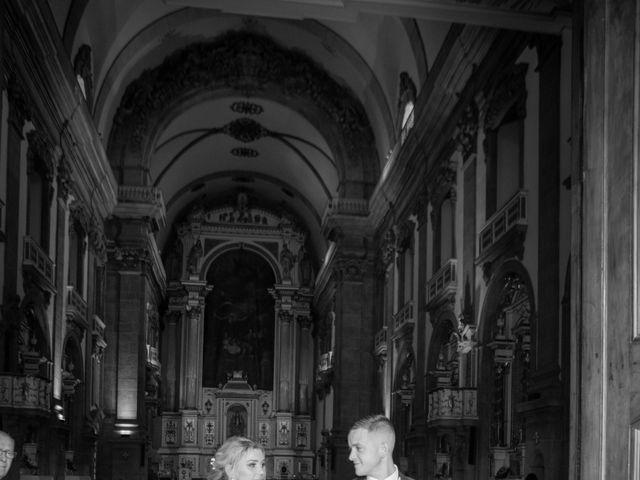 O casamento de Sergio e Daniela em Igreja, Esposende 18