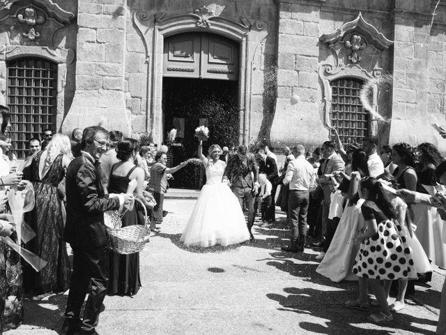 O casamento de Sergio e Daniela em Igreja, Esposende 21