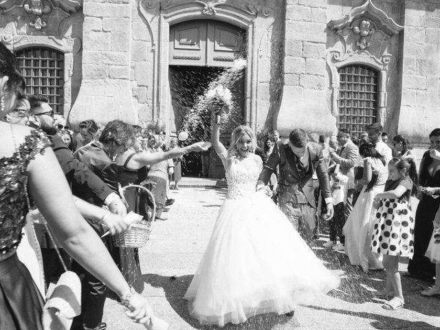 O casamento de Sergio e Daniela em Igreja, Esposende 22