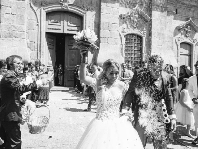 O casamento de Sergio e Daniela em Igreja, Esposende 23
