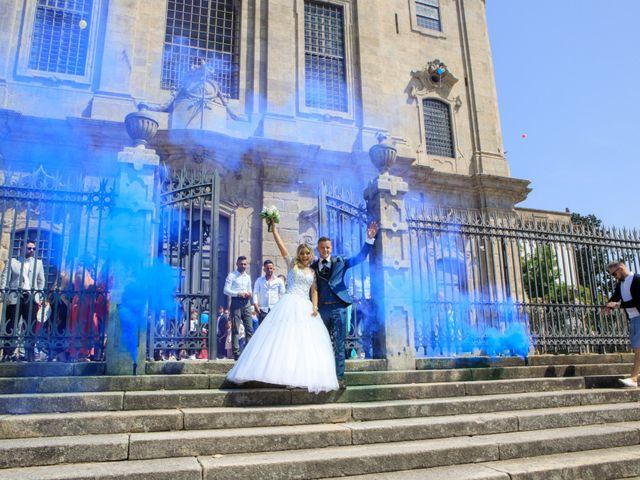 O casamento de Sergio e Daniela em Igreja, Esposende 24