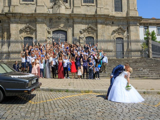 O casamento de Sergio e Daniela em Igreja, Esposende 26