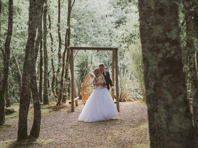 O casamento de Sergio e Daniela em Igreja, Esposende 27