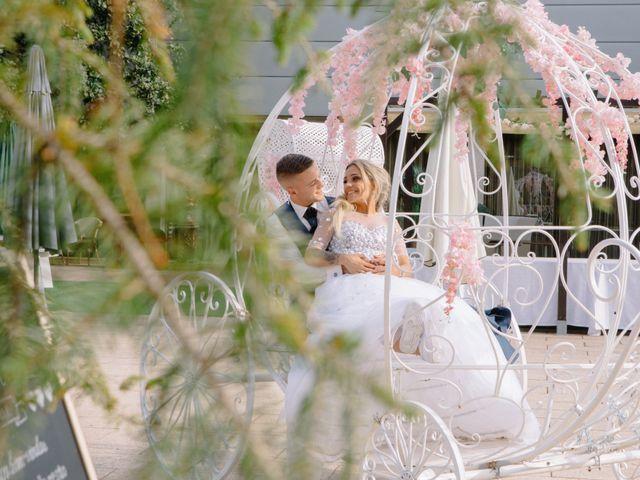 O casamento de Daniela e Sergio