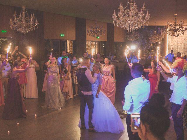 O casamento de Sergio e Daniela em Igreja, Esposende 39